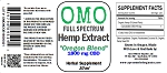 Full Spectrum Hemp Extract,